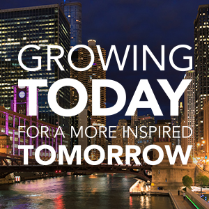 Growing today for a more inspired tomorrow